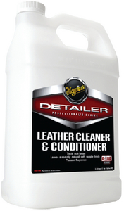 DETAILER LEATHER CLEANER & CONDITIONER (#290-D18001) - Click Here to See Product Details