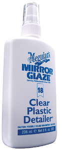 CLEAR PLASTIC DETAILER #18 (#290-M1808) - Click Here to See Product Details