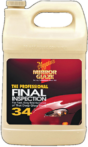 FINAL INSPECTION<sup>®</sup> DETAILER (#290-M3401) - Click Here to See Product Details