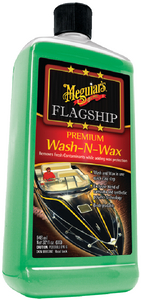 FLAGSHIP PREMIUM WASH-N-WAX (#290-M4232) - Click Here to See Product Details