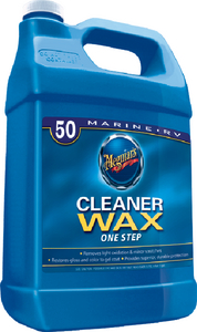 ONE STEP CLEANER WAX (#290-M5001) - Click Here to See Product Details