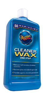 ONE STEP CLEANER WAX (#290-M5032) - Click Here to See Product Details