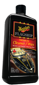 FLAGSHIP PREMIUM CLEANER/WAX (#290-M6132) - Click Here to See Product Details