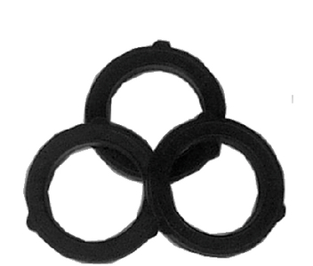 RUBBER HOSE WASHERS  (#38-30150R) - Click Here to See Product Details