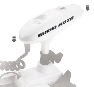 i-PILOT WIRELESS GPS TROLLING SYSTEM (#27-1866315) - Click Here to See Product Details