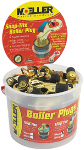 BAILER PLUG DISPLAYS (#114-02900050) - Click Here to See Product Details
