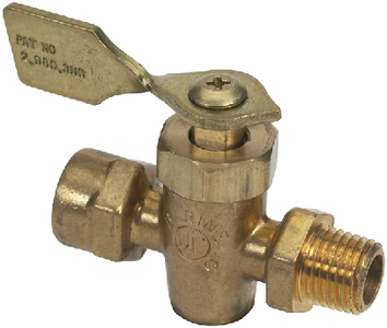 BRASS SHUT-OFF VALVE (#114-03330010) - Click Here to See Product Details