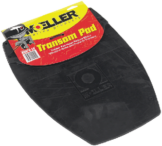 RUBBER TRANSOM PAD (#114-09907410) - Click Here to See Product Details