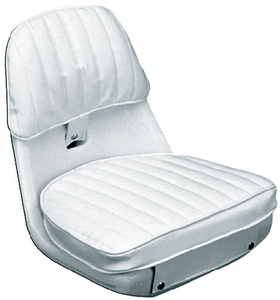 ECONOMY HELMSMAN SEAT & CUSHION SET (#114-ST2070HD) - Click Here to See Product Details