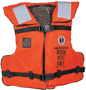 TYPE III/V WORK VEST  (#693-MV3192) - Click Here to See Product Details