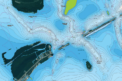 PLATINUM+ MULTI-DIMENSIONAL MARINE CHARTS (#155-CF634P) - Click Here to See Product Details