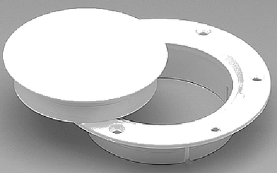 SNAP-IN DECK PLATE (#69-N10863DW) - Click Here to See Product Details
