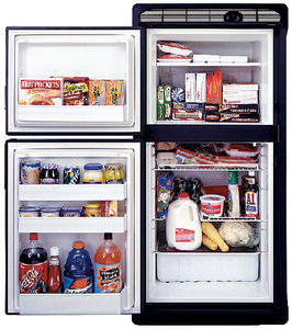 BUILT-IN REFRIGERATOR/FREEZER 7.0 CU. FT. AC/DC (#121-623867) - Click Here to See Product Details