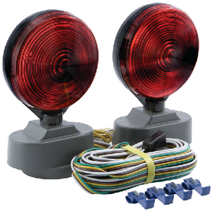 MAGNET MOUNT TOWING LIGHT KIT (#158-TL21RK) - Click Here to See Product Details