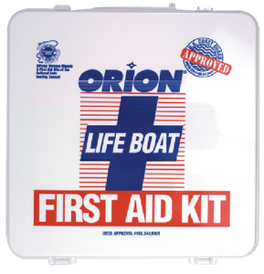 COMMERCIAL LIFE BOAT FIRST AID KIT (#191-811) - Click Here to See Product Details