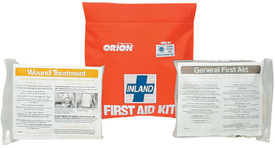 INLAND FIRST AID KIT (#191-943) - Click Here to See Product Details