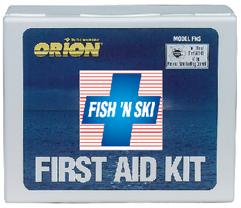 FISH 'N SKI FIRST AID KIT (#191-963) - Click Here to See Product Details