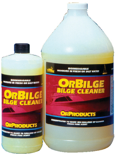 ORPINE BILGE CLEANER (#198-OB8) - Click Here to See Product Details