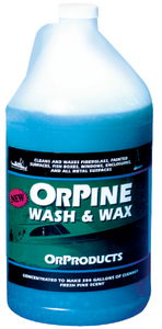 ORPINE WASH & WAX (#198-OPW8) - Click Here to See Product Details