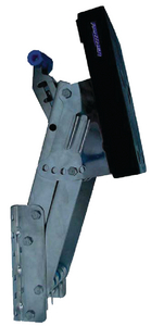 STAINLESS STEEL 2-STROKE OUTBOARD MOTOR BRACKET (#781-550020A) - Click Here to See Product Details