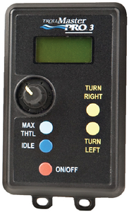 ELECTRONIC THROTTLE AND STEERING CONTROL (#781-TM210DPRO3) - Click Here to See Product Details