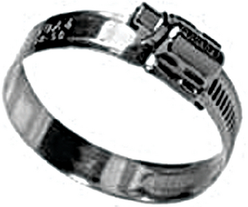 REGULAR HOSE CLAMPS (#196-306012) - Click Here to See Product Details