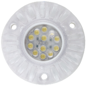 LED SURFACE MOUNT UNDERWATER LIGHT  (#9-0181DP2WHT) - Click Here to See Product Details