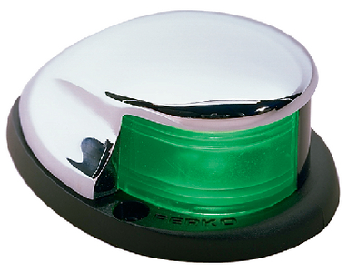 HORIZONTAL MOUNT SIDE LIGHT (#9-0228DP0CHR) - Click Here to See Product Details