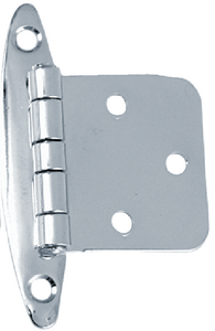 FLUSH HINGE (#9-0272DP0CHR) - Click Here to See Product Details