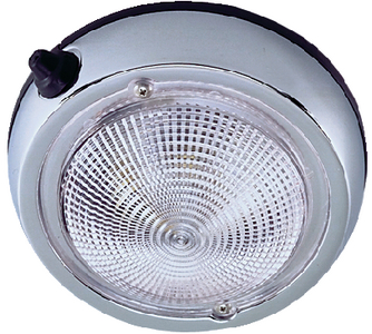 SURFACE MOUNT DOME LIGHTS (#9-0300DP0CHR) - Click Here to See Product Details