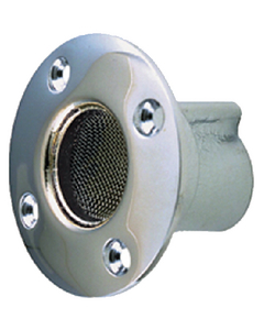 FLUSH MOUNT GAS TANK VENT (#9-0505DP0CHR) - Click Here to See Product Details