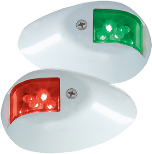 LED SIDE LIGHTS (#9-0602DP1WHT) - Click Here to See Product Details