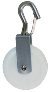 SWIVEL PULLEYS (#9-0634DP) - Click Here to See Product Details