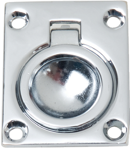 FLUSH RING PULL (#9-0841DP0CHR) - Click Here to See Product Details
