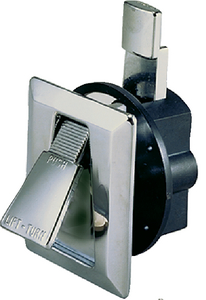 FLUSH LOCK & LATCH (#9-0922DP0CHR) - Click Here to See Product Details