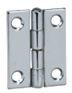 BUTT HINGES - FAST PIN (#9-0949DP4CHR) - Click Here to See Product Details