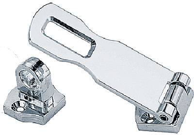 SWIVEL EYE HASP (#9-1194DP099A) - Click Here to See Product Details