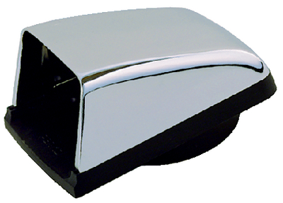 CHROMALEX COWL VENTILATOR (#9-1312DP0CHR) - Click Here to See Product Details