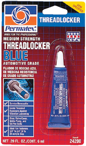 THREADLOCKER 242 (#180-24240) - Click Here to See Product Details