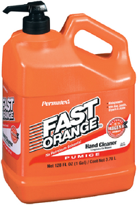 FAST ORANGE<sup>&reg;</sup> PUMICE LOTION HAND CLEANER (#180-25219) - Click Here to See Product Details