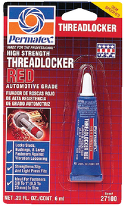 THREADLOCKER 271 (#180-27140) - Click Here to See Product Details