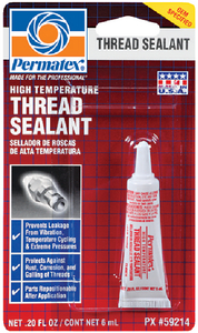 HIGH TEMPERATURE THREAD SEALANT (#180-59214) - Click Here to See Product Details