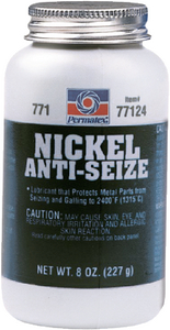 NICKEL ANTI SEIZE LUBRICANT  (#180-77124) - Click Here to See Product Details