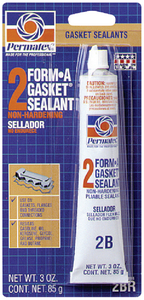 FORM-A-GASKET No. 2 (#180-80015) - Click Here to See Product Details
