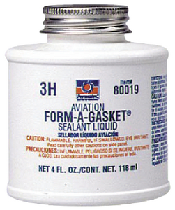 AVIATON FORM-A-GASKET - Click Here to See Product Details