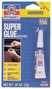 SUPER GLUE (#180-82190) - Click Here to See Product Details