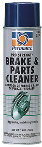 PROFESSIONAL STRENGTH BRAKE AND PARTS CLEANER - Click Here to See Product Details