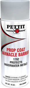 ZINC COAT BARNACLE BARRIER - Click Here to See Product Details