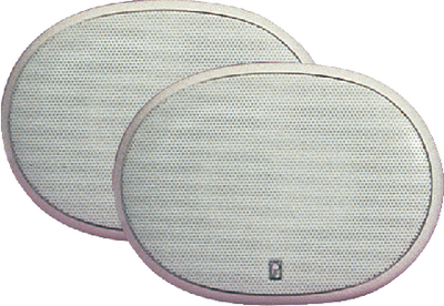 PREMIUM MID POWER 3-WAY OVAL WATERPROOF SPEAKERS (#665-MA5950W) - Click Here to See Product Details