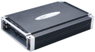 4 CHANNEL AMPLIFIER (#665-ME400D) - Click Here to See Product Details